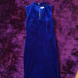 Velvet Calvin Klein size 4 dress